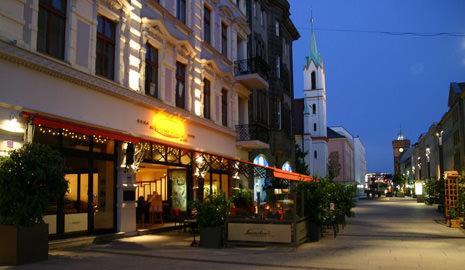 Lauterbach-Stammhaus in der Cottbuser Altstadt