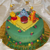 Lauterbach Torte - Winnie Pooh