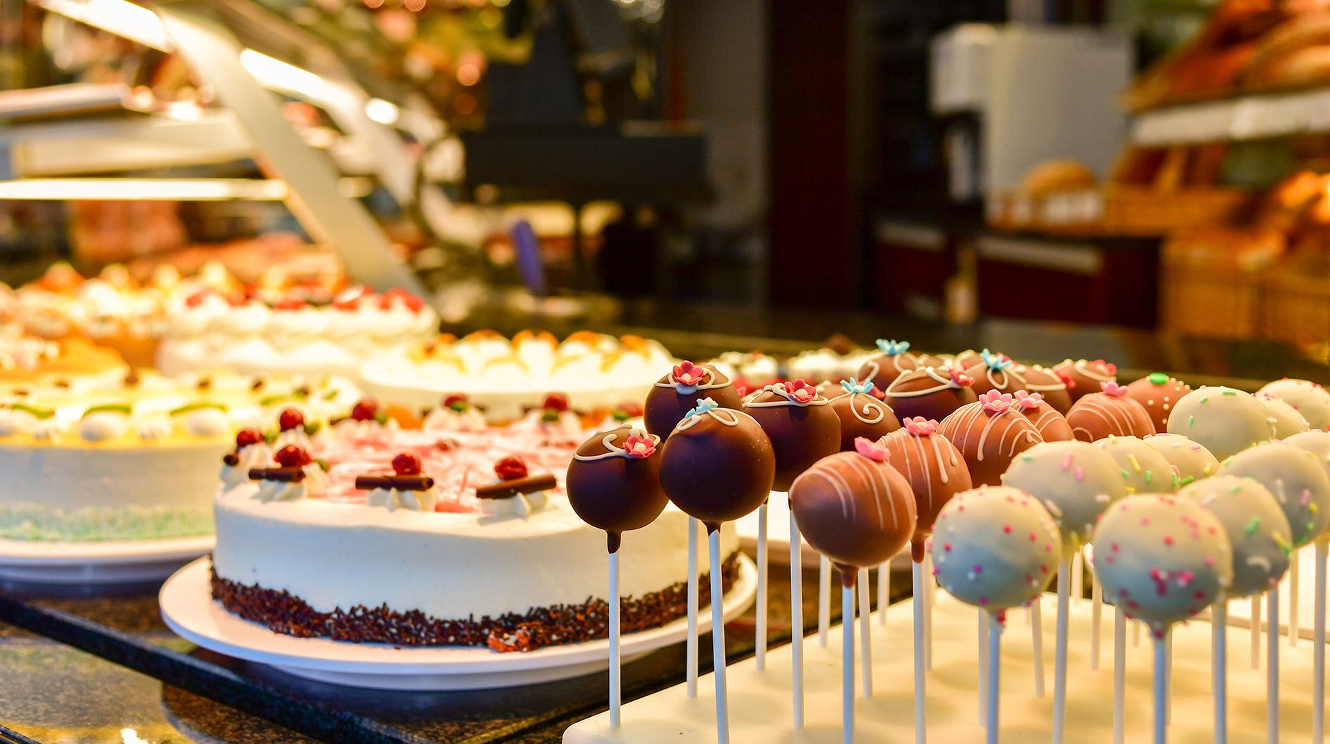 Erstklassige Feinbackwaren, Torten und Desserts aus unserer Konditorei in Cottbus - Conditorei & Café Lauterbach