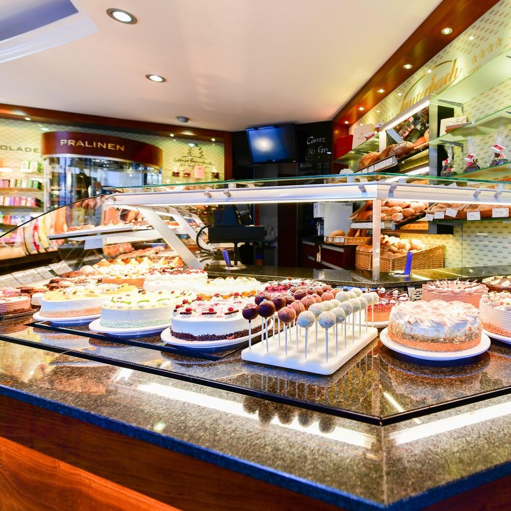 Leckerste Torten und Kuchenauswahl in Cottbus - Conditorei & Café Lauterbach seit 1900